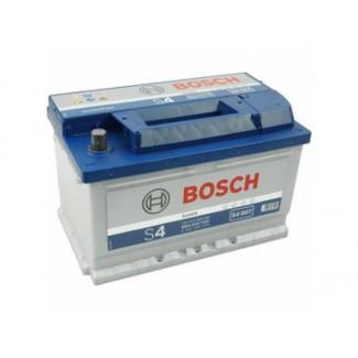 Аккумулятор 6CT-72   BOSCH  S4 007  Обратная полярность