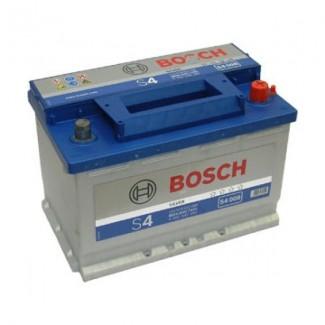 Аккумулятор 6CT-74 BOSCH  S4 008  Обратная полярность