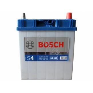 Аккумулятор 6CT-40  BOSCH  S4 019  Прямая полярность