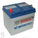 Аккумулятор 6CT-60  BOSCH  S4 024  Обратная полярность