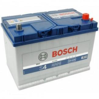 Аккумулятор 6CT-95  BOSCH  S4 029  Прямая полярность