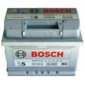 Аккумулятор 6CT-61 BOSCH  S5 004  Обратная полярность