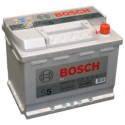 Аккумулятор 6CT-63    BOSCH  S5 005  Обратная полярность