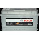 Аккумулятор 6CT-100  BOSCH  S5 013  Обратная полярность