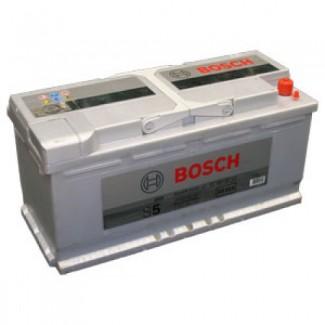 Аккумулятор 6CT-110   BOSCH  S5 015  Обратная полярность
