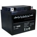 Аккумулятор SF1240 Security Force    Обратная полярность