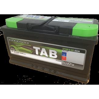 Аккумулятор 6CT-95 TAB  Eco Dry AGM  Обратная полярность