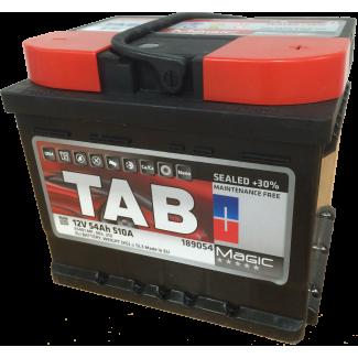 Аккумулятор 6CT-54 TAB  MAGIC  Обратная полярность