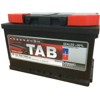 Аккумулятор 6CT-75 TAB  MAGIC  Обратная полярность
