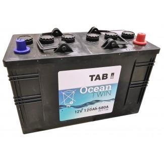 Аккумулятор 6CT-120 TAB  DEEP CYCLE OC-T  Обратная полярность