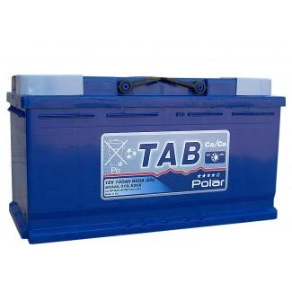 Аккумулятор 6CT-100 TAB  POLAR BLUE  Обратная полярность