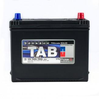 Аккумулятор 6CT-70 TAB  POLAR JIS  Обратная полярность