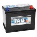 Аккумулятор 6CT-75 TAB  POLAR JIS  Прямая полярность