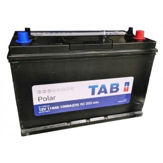 Аккумулятор 6СТ-110 TAB  POLAR   Обратная полярность