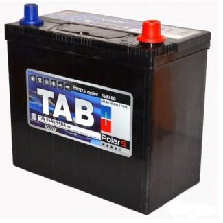 Аккумулятор 6СТ-55 TAB  POLAR JIS  Обратная полярность