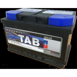 Аккумулятор 6CT-73 TAB  POLAR S  Обратная полярность