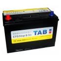 Аккумулятор 6CT-105 TAB  Start&Go  Обратная полярность
