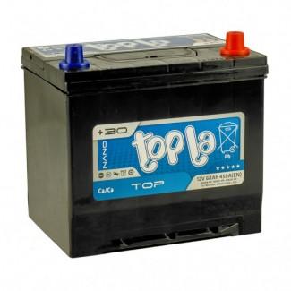 Аккумулятор 6CT-60 TOPLA  Asia Top  Обратная полярность