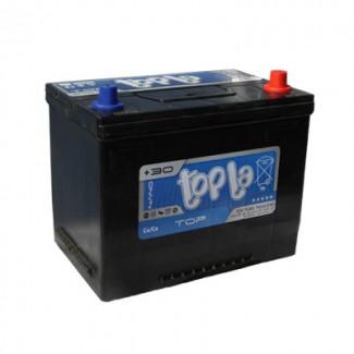 Аккумулятор 6CT-75     TOPLA  Asia Top  Обратная полярность