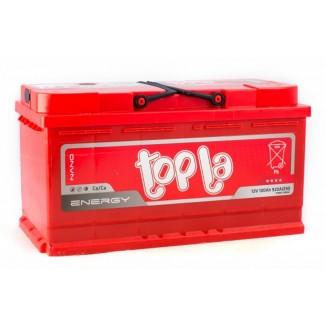Аккумулятор 6CT-100  TOPLA  ENERGY  Обратная полярность