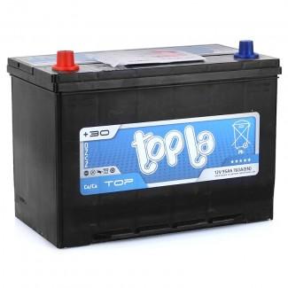 Аккумулятор 6CT-95     TOPLA  Asia Top  Прямая полярность