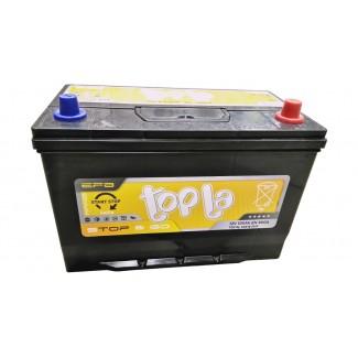 Аккумулятор 6CT-105  TOPLA  EFB Stop&Go JIS  Прямая полярность