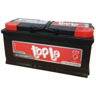 Аккумулятор 6CT-110  TOPLA  ENERGY  Обратная полярность