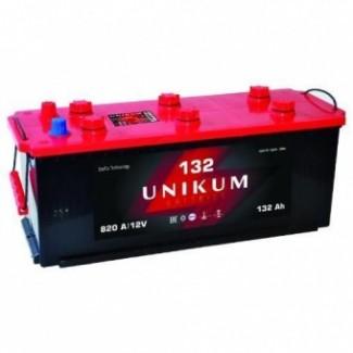 Аккумулятор 6СТ-132 UNIKUM  UNIKUM  Прямая полярность