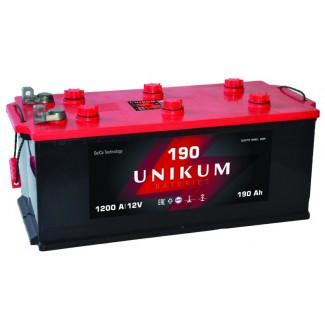 Аккумулятор 6СТ-190 UNIKUM  UNIKUM  Обратная полярность