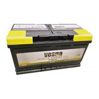 Аккумулятор 6CT-90 VESNA  StartStop  Обратная полярность