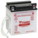 Аккумулятор 6СТ-12 YUASA  YB12B-B2  Прямая полярность