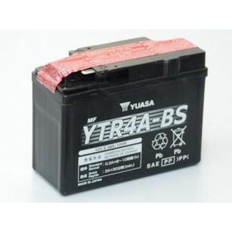 Аккумулятор 6СТ-3 YUASA  YTR4A-BS  Прямая полярность